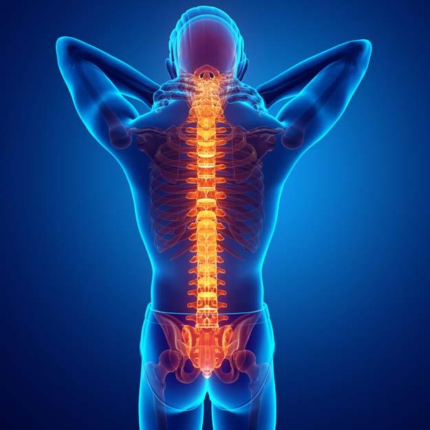 Spine Related Symptoms NJ